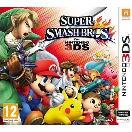 SMASH BROS - 3DS