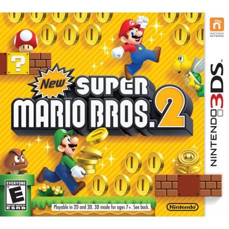 NEW MARIO BROS 2 - 3DS