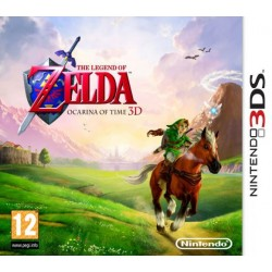 ZELDA OCARINA OF TIME - 3DS