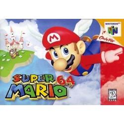 SUPER MARIO 64 - N64