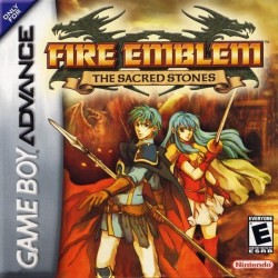 FIRE EMBLEM - THE SACRED STONE