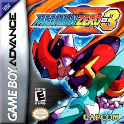 MEGAMAN ZERO 3 - GBA