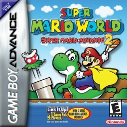 SUPER MARIO WORLD - GBA