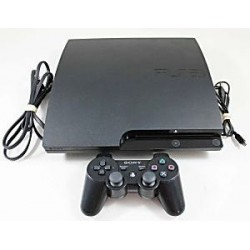 PLAYSTATION 3 + 1 CONTROL + CABLE DE CARGA + CABLE HDMI