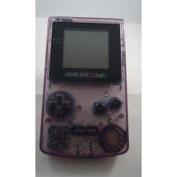 GAMEBOY COLOR - PURPLE CLEAR