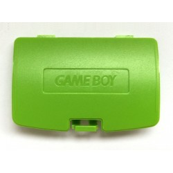 TAPA DE PILAS GAMEBOY COLOR KIWI