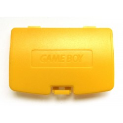 TAPA DE PILAS GAMEBOY COLOR YELLOW