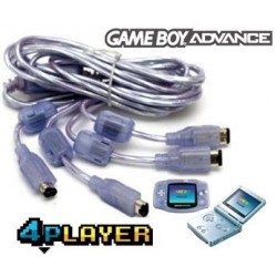 CABLE LINK 2 PLAYERS - GAMEBOY ADVANCE
