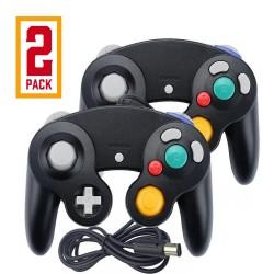 Controles Gamecube 2x1 Nuevos Sellados Variedad En Colores