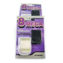 Memoria Para Gamecube 8MB - Genérica Memory Card