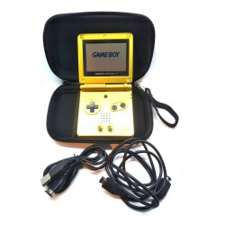 Game Boy Advance Sp Zelda Edition + Juego, Bolso, Cable Link