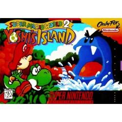 YOSHI ISLAND - SNES