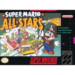 SUPER MARIO ALL STAR - SNES