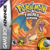 POKEMON FIRERED - GBA