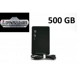 Disco Duro PS2 OPL 500GB con los mejores clásicos de PS1 Y PS2