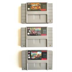 Super Mario All Stars + Mario World Alt Super Nintendo